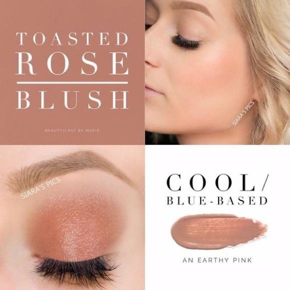Toasted Rose BlushSense